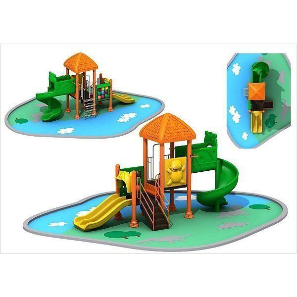 Игровой комлекс-площадка для детей Nature Series HDS-ZR999