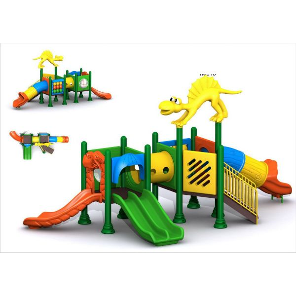 Игровой комлекс-площадка для детей Nature Series HDS-ZR299