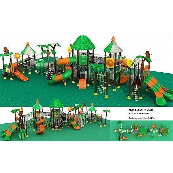 Игровой комлекс-площадка для детей Nature Series HDS-ZR1230