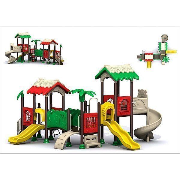 Игровой комлекс-площадка для детей Nature Series HDS-ZR301