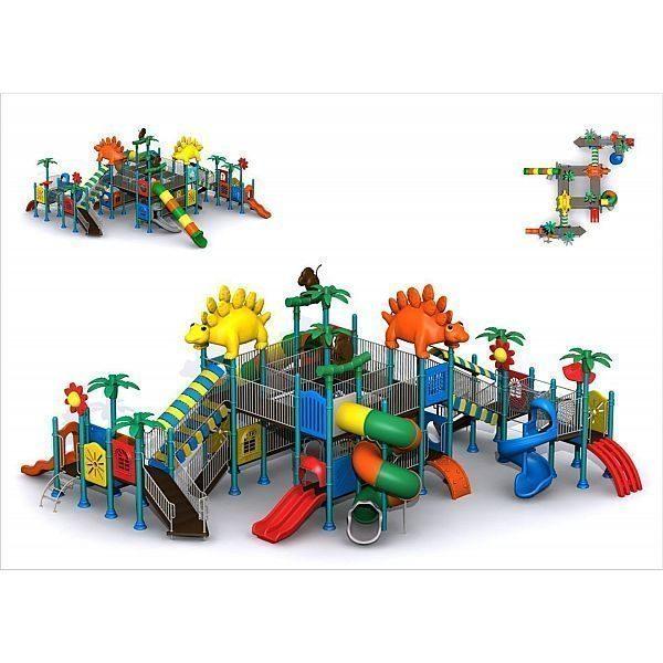 Игровой комлекс-площадка для детей Nature Series HDS-ZR706