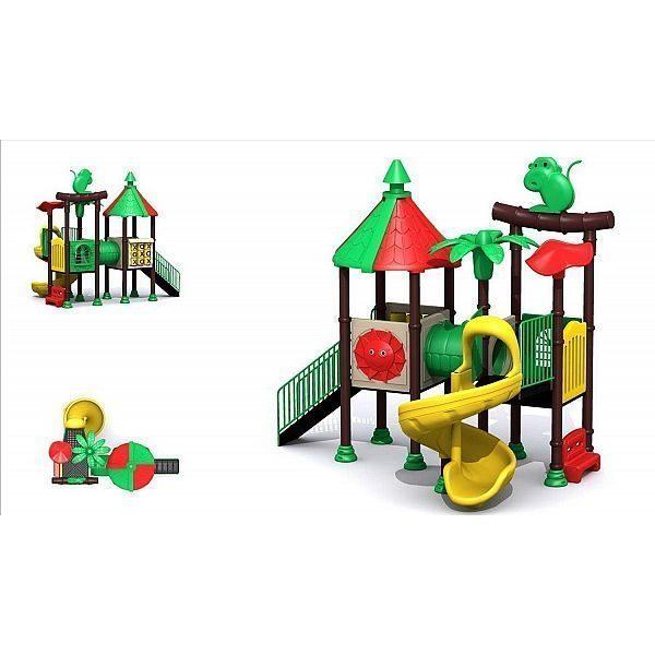 Игровой комлекс-площадка для детей Nature Series HDS-ZR854