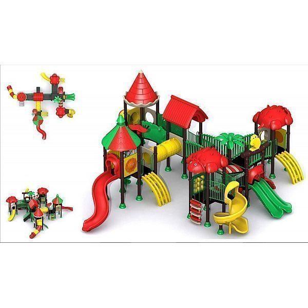 Игровой комлекс-площадка для детей Nature Series HDS-ZR855