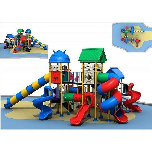 Игровой комлекс-площадка для детей Nature Series HDS-ZR1108