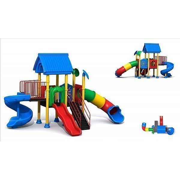 Игровой комлекс-площадка для детей Nature Series HDS-ZR1111