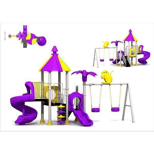 Игровой комлекс-площадка для детей Nature Series HDS-ZR473