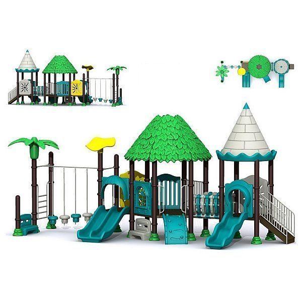 Игровой комлекс-площадка для детей Nature Series HDS-ZR727
