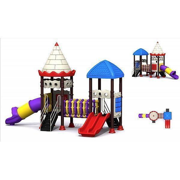 Игровой комлекс-площадка для детей Nature Series HDS-ZR876
