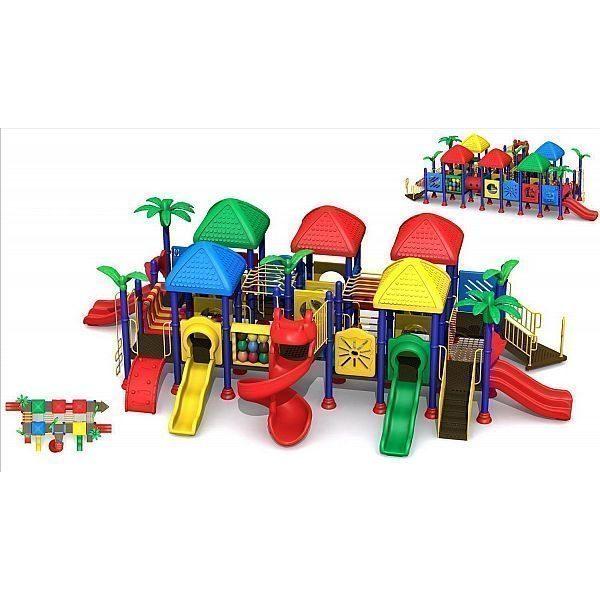 Игровой комлекс-площадка для детей Nature Series HDS-ZR631