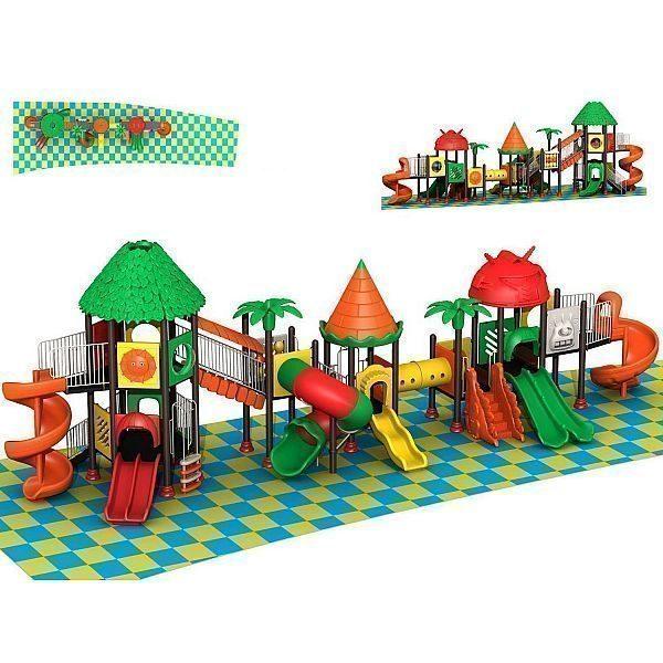 Игровой комлекс-площадка для детей Nature Series HDS-ZR743