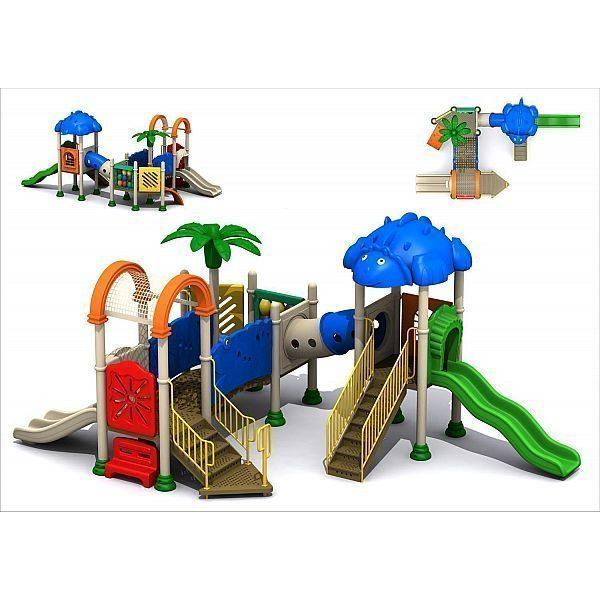 Игровой комлекс-площадка для детей Nature Series HDS-ZR229