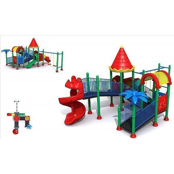 Игровой комлекс-площадка для детей Nature Series HDS-ZR1136