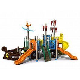 Игровой комлекс-площадка для детей Pirate Ship HDS-HD103