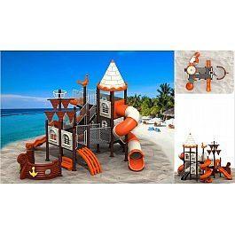 Игровой комлекс-площадка для детей Pirate Ship HDS-HD1113