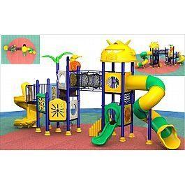 Игровой комлекс-площадка для детей Kingkong Series HDS-JG1203
