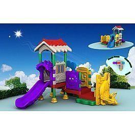 Игровой комлекс-площадка для детей All Plastic Series HDS-QS001