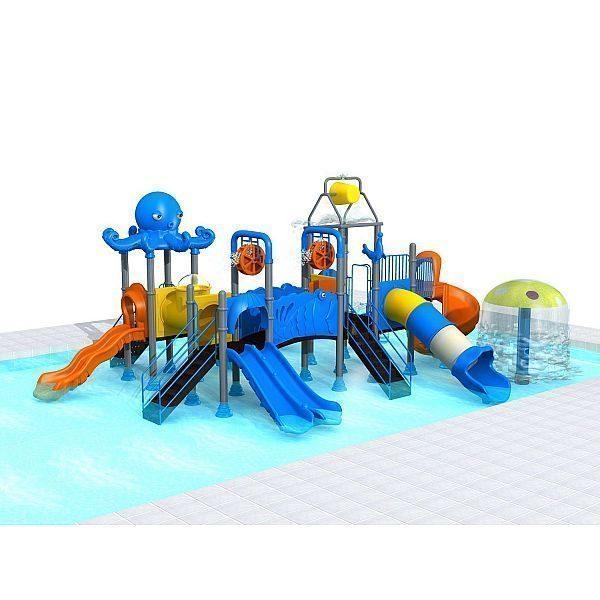 Игровой комлекс-площадка для детей Water Park HDS-ZR1169