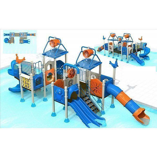 Игровой комлекс-площадка для детей Water Park HDS-ZR1179
