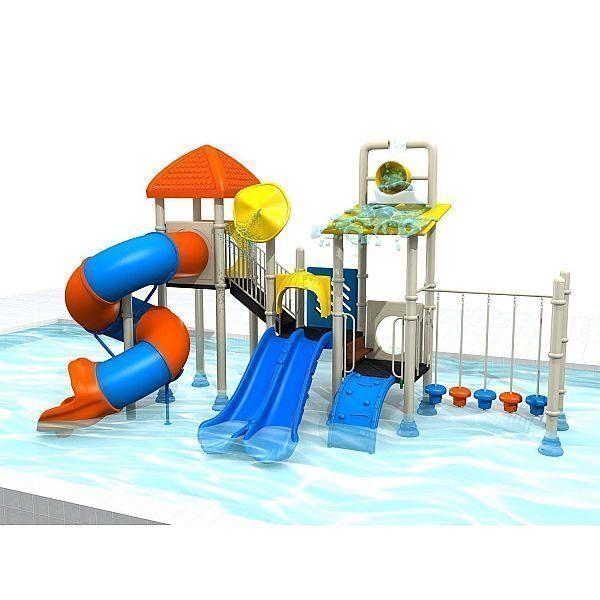 Игровой комлекс-площадка для детей Water Park HDS-ZR1283