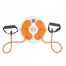 Твистер с фитнес-резиной inSPORTline Twist Digital