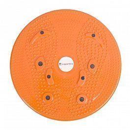 Твистер с фитнес-резиной inSPORTline Magnetic