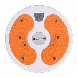 Твистер с фитнес-резиной inSPORTline Digital