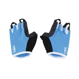 Перчатки LiveUp Training Gloves Black-Blue (LS3066-SM)