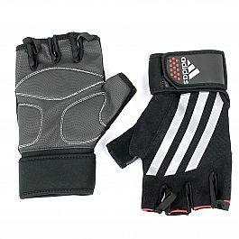 Перчатки для силовых упражнений Adidas M ADGB-12342RD