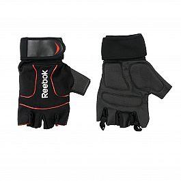 Перчатки тренировочные  Reebok LIFTING RAGB-11235BK XL