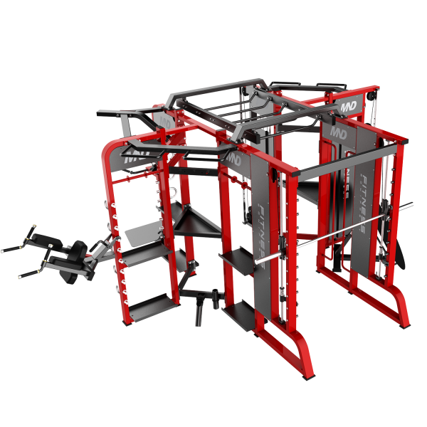 Функциональная рама Fit-On E360-K Synergy 360 with Smith Machine+whole set of accessories