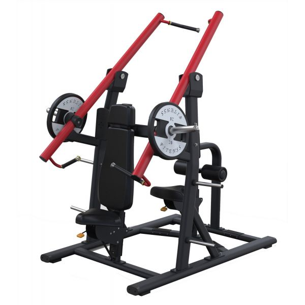 Fit-ON PL16 Iso-Lateral Chest/Back