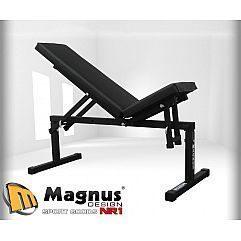 Скамья под штангу для упражнений MAGNUSMC-L005