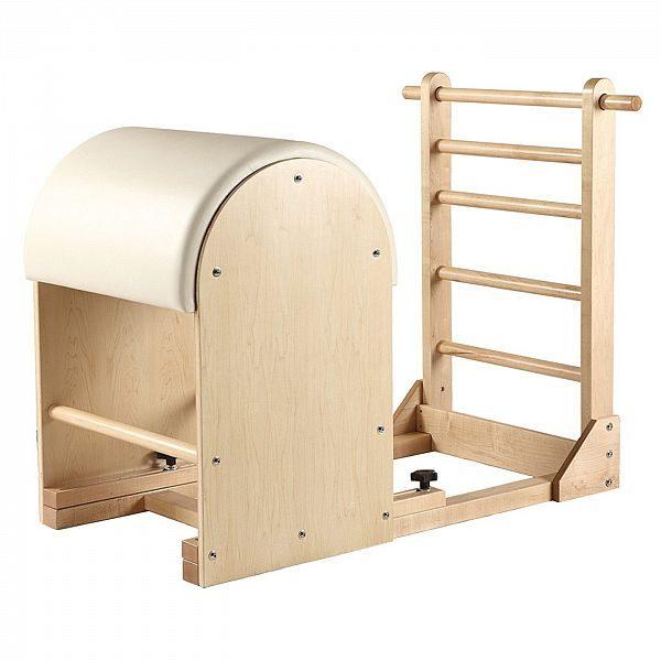 Wood Ladder Barrel