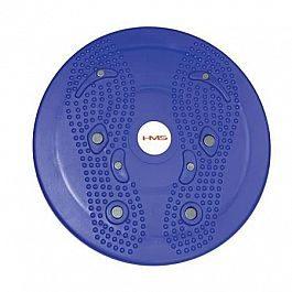 Гимнастический диск здоровья фитнес твистер KO01 HMS