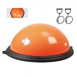 Балансировочная полусфера LiveUp Bosu Ball 58 см Orange (LS3611)