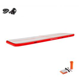 Мат гимнастический надувной 4FIZJO Air Track Mat 600 x 100 x 20 см 4FJ0175
