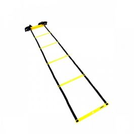 Координационная лесенка LiveUp Agility Ladder 4 м Yellow-Black (LS3671-4)