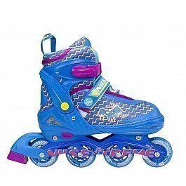 Роликовые коньки Nils Extreme NJ4613A Size 30-33 Blue