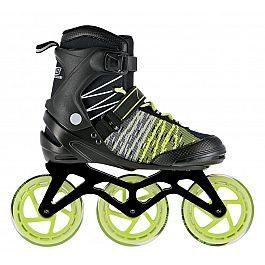 Роликовые коньки Nils Extreme NA1206 Size 39 Black/Green