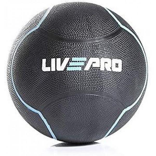 Медбол  Livepro  Solid Medicine Ball черный