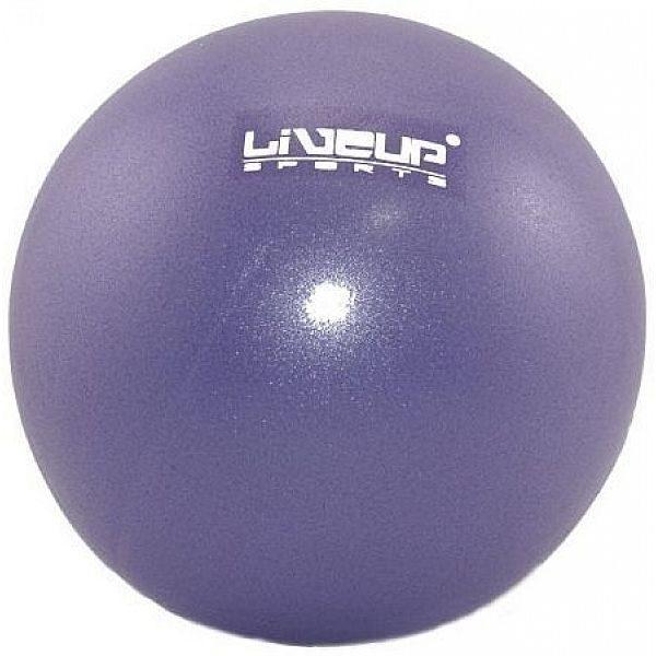Гимнастический мяч LiveUp Mini 20 см Purple (LS3225-20)