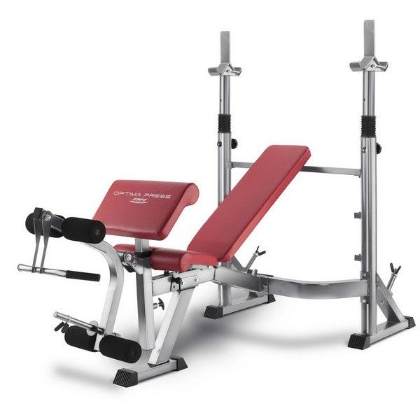 Тренировочная скамья BH Fitness Optima Press