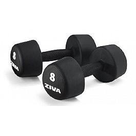 Набор гантелей для фитнеса Ziva ZVO Urethane Tribell 1-10кг