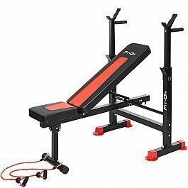 Скамья тренировочная Fit-On FN-S101, код 8501-0001