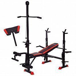 Скамья тренировочная Fit-On FN-S102, код 8601-0001