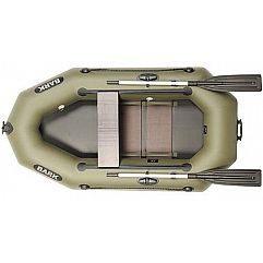 Одноместная надувная гребная лодка Bark B-220CD