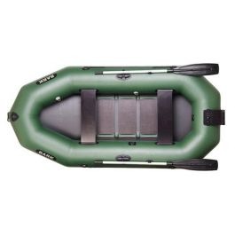 Трехместная надувная гребная лодка Bark B-280N