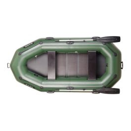 Трехместная надувная гребная лодка Bark B-280P