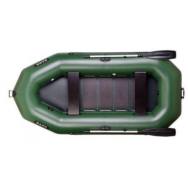 Трехместная надувная гребная лодка Bark B-300