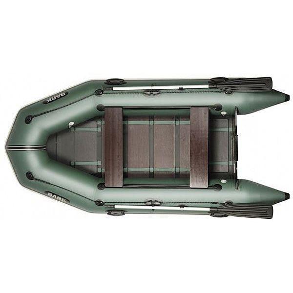 Трехместная надувная моторная лодка Bark BT-310D